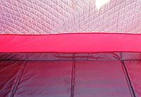 Утепленный пол для мобильной бани МОРЖ 2*2м