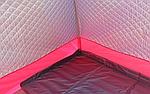 Утепленный пол для мобильной бани МОРЖ 2*2м, фото 4