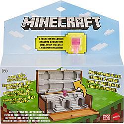 Minecraft Кейс коллекционера мини фигурок с чипом