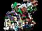 21176 Lego Minecraft Мерзость из джунглей, Лего Майнкрафт, фото 3