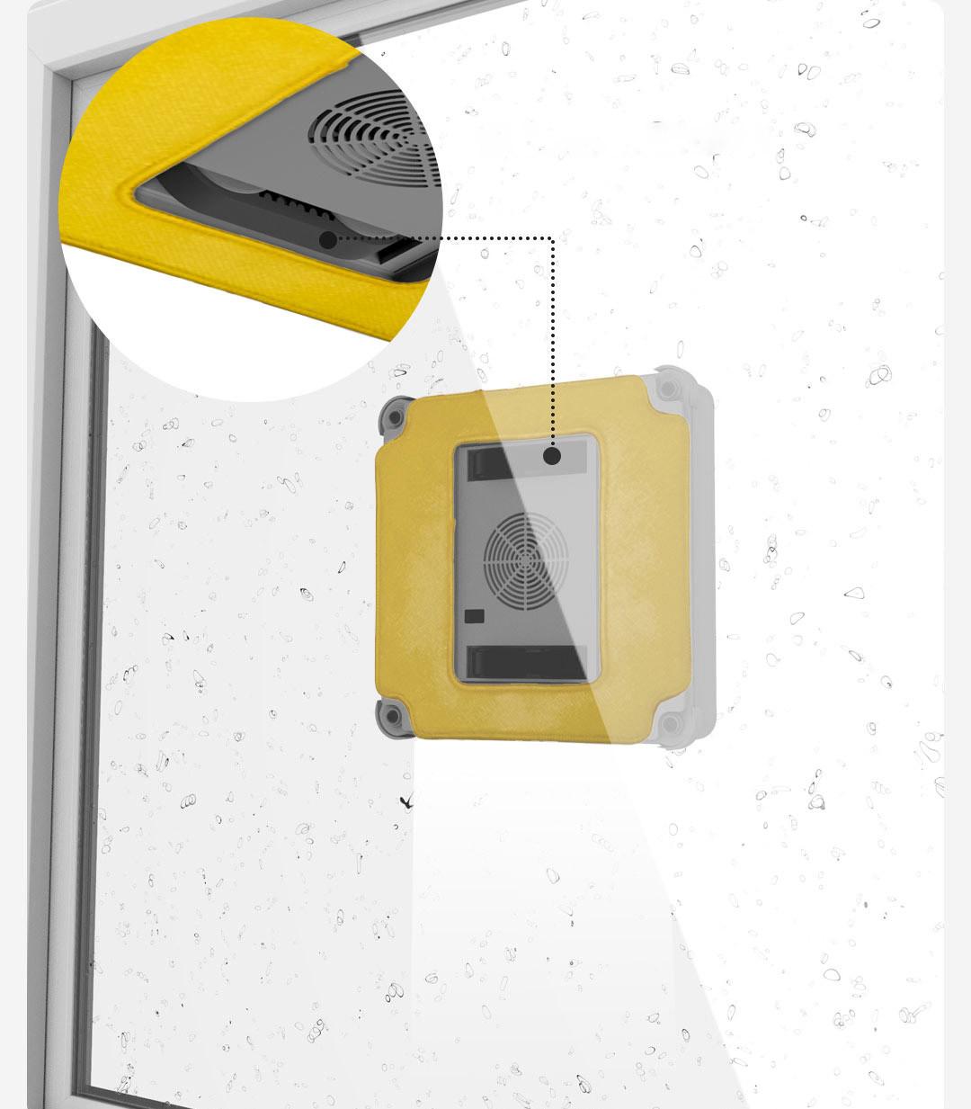Робот мойщик окон Xiaomi Bobot Window Cle - фото 4
