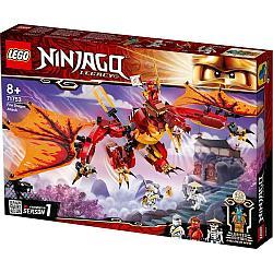 71753 Lego Ninjago Атака огненного дракона, Лего Ниндзяго