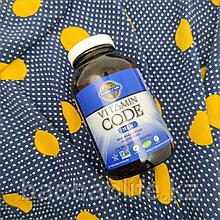 Vitamin code men – мульти витаминный комплекс для мужчин 240 кап.