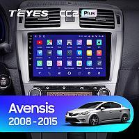 Магнитола Toyota Avensis 3 2008-2015 Teyes CC2 Plus, 4+64G