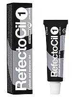 Краска для бровей и ресниц RefectoCil (Рефектоцил)