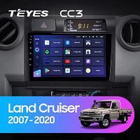 Магнитола Toyota Land Cruiser 70 Series LC 79 2007-2020 Teyes CC3, 4+64G