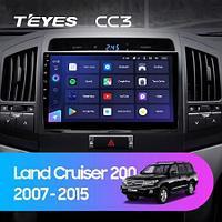 Магнитола Teyes на Андроиде для Toyota Land Cruiser 11 200 2007-2015