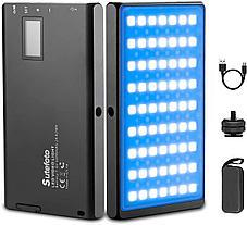 RGB Прожектор цветной карманный LED-Q1, фото 2