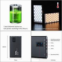 RGB Прожектор цветной карманный LED-Q1, фото 3