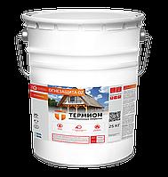 Термион «Огнезащита 02» – Огнезащитная вспучивающаяся краска для древесины 25 кг