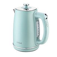 Электрический чайник Kitfort KT-6120-1 голубой