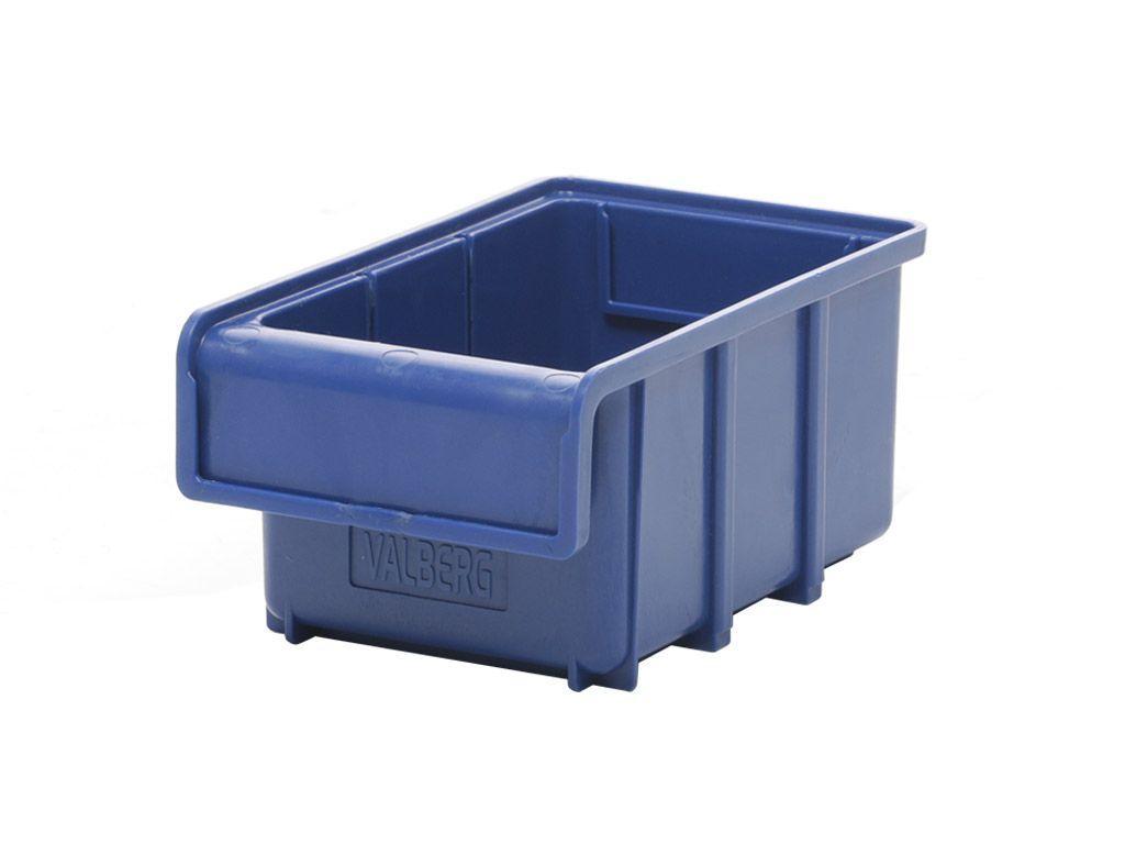 Ящик пластиковый ПРАКТИК 80х105х170
