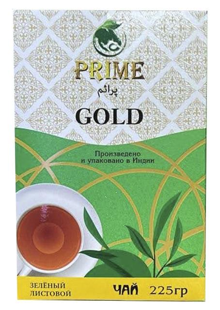 Прайм зеленый листовой чай 225 гр