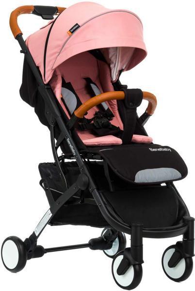 Коляска BabyZz D200 NEO розовый