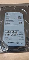 Внутренний жесткий диск Seagate Skyhawk ST6000VX001 6 ТБ, 3,5 дюйма - SATA