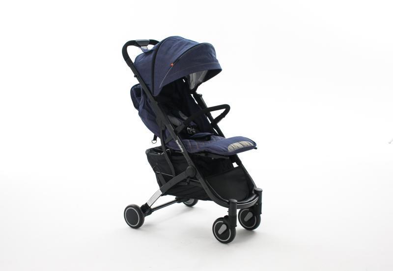 Коляска BabyZz D200 NEO синий