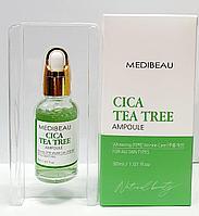 MEDIBEAU Сыворотка с Центеллой и Чайным деревом CICA TREE AMPOULE 30мл.