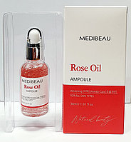 MEDIBEAU Сыворотка с маслом Розы ROSE OIL AMPOULE 30мл.
