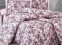 Комплект постельного белья Делюкс сатин
