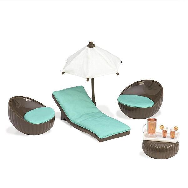 Набор для кукол LORI Мебель для террасы (LO37005Z)