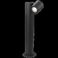 Светильник садово-парковый Gauss Sonata ландшафтный столб, 1xGU10, 163*110*440mm, 170-240V / 50Hz, Max.35W IP5