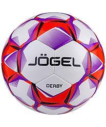 Мяч футбольный Derby №5 Jögel