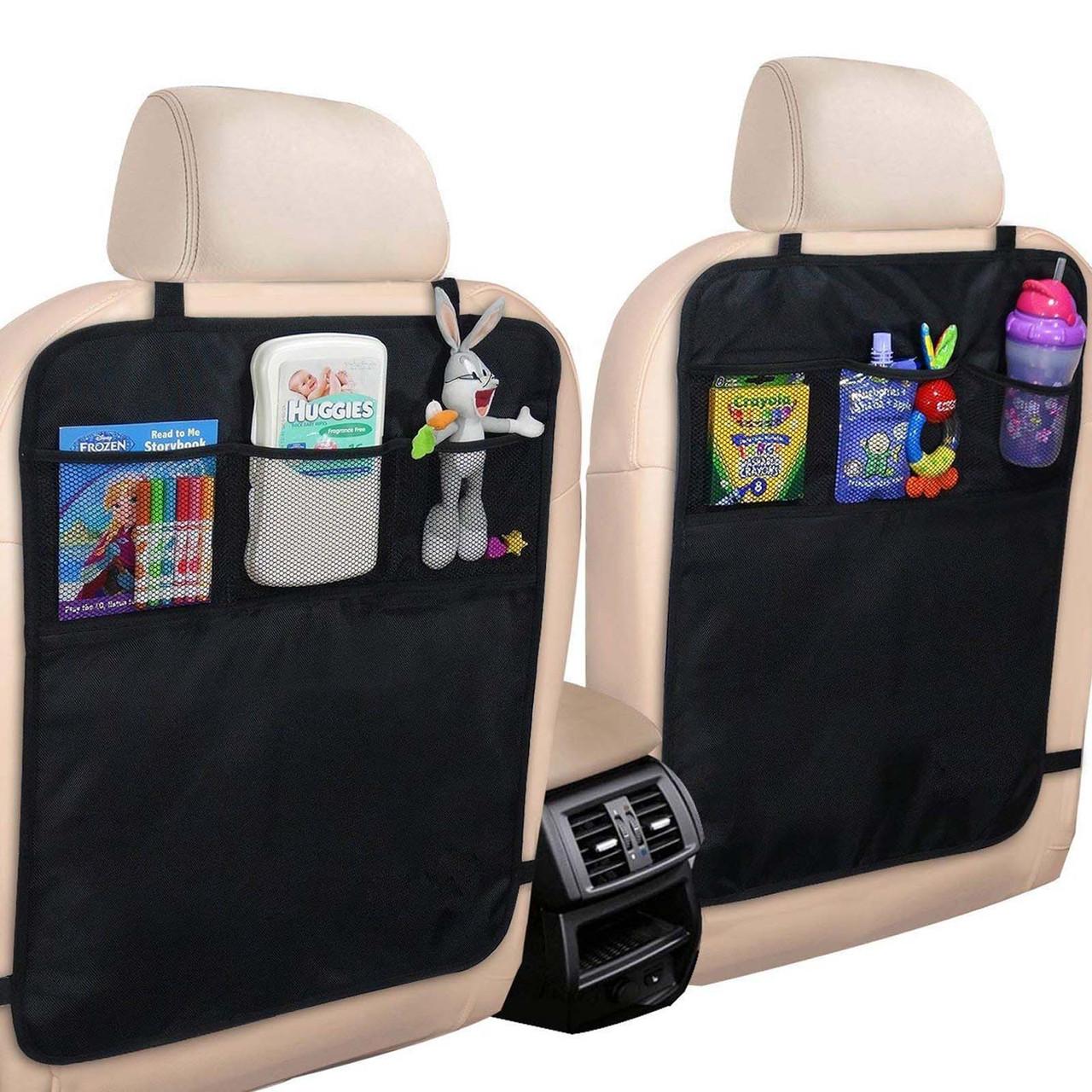 Чехол-накидка на спинку переднего сиденья авто День отца!