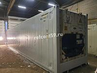 Рефконтейнер 40 футов Carrier 2003 г. в Нур-Султане №RRSU1884632