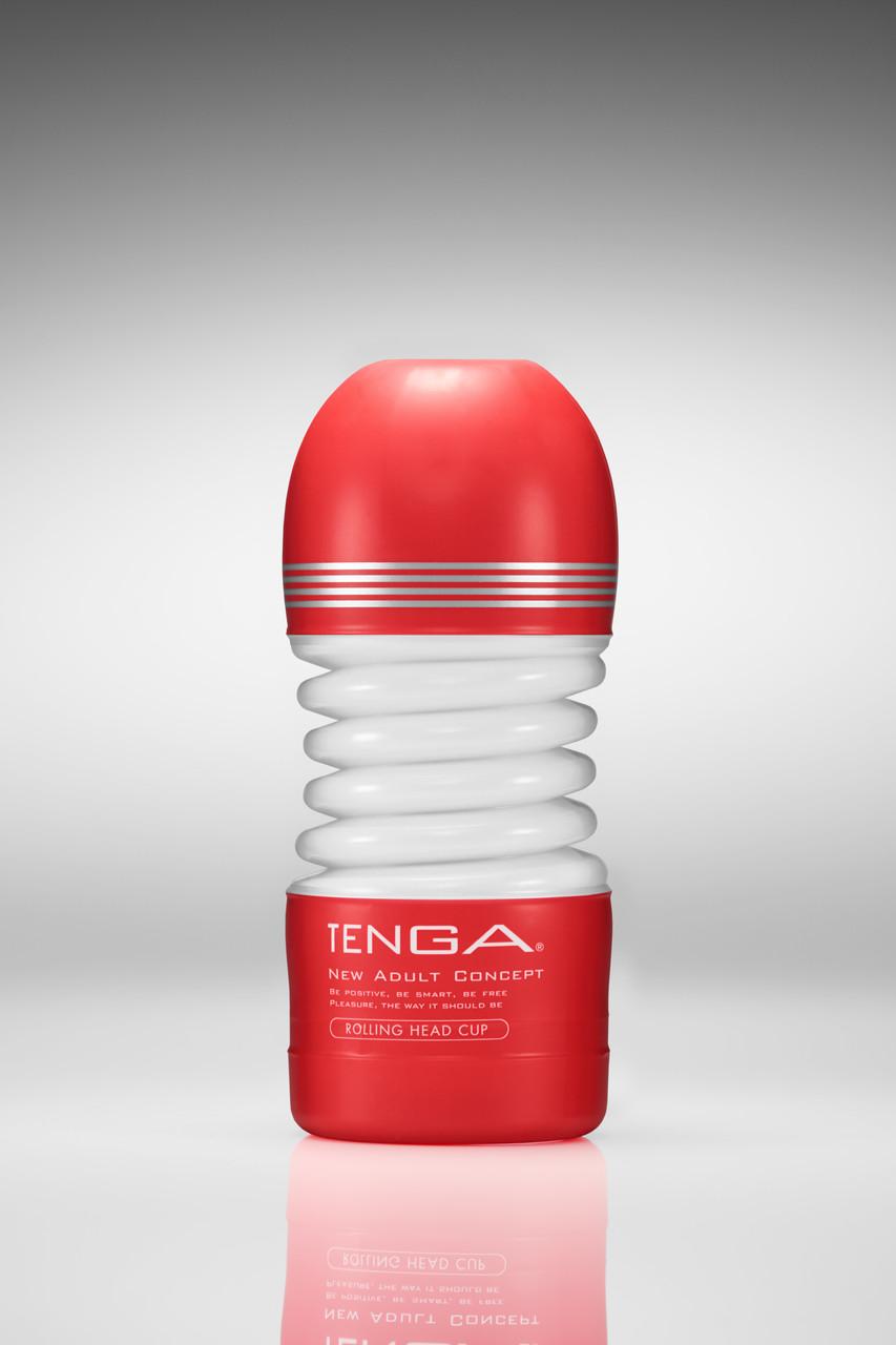 """Мастурбатор """"TENGA Rolling Head Cup"""""""