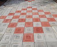 Тротуарная плитка версаче