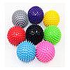 Массажный мяч 7 см с твердыми шипами для восстановления, здоровья и массажа (фитнес, йога)