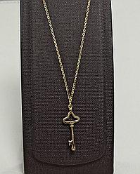 Колье «ключ» 45 см