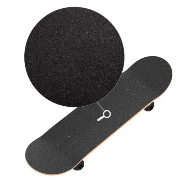 Скейтборды подростковые с узором в нижней части деки 79х20 см BOBO с абстрактным рисунком - фото 9
