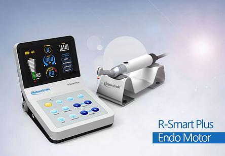 Эндомотор стоматологический с апекслокатором Reborn ENDO R-Smart Plus, фото 2