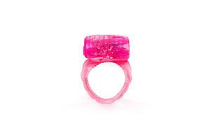 Эрекционное кольцо с вибропулей -Браззерс, 3 х 2.5 см