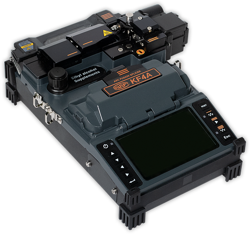 Сварочный аппарат для ВОЛС KF4A (термостриппер, скалыватель,спиртовка,печь) Ю.Корея, 2 года гарантии, фото 2
