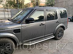 Ветровики на Land Rover Discovery 2004- 2021 Дискавери ветровик