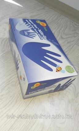 Перчатки медицинские нитриловые, фото 2