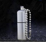 Зажигалка-брелок бензиновая, фото 3