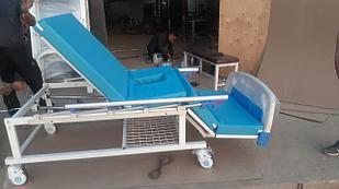 Медицинская кровать 3 секционная