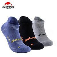 Носки лодочки мужские Naturehike NH17A015-M