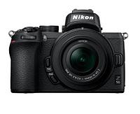 Цифровой беззеркальный фотоаппарат Nikon Z50 BK EU 16-50 Kit черный