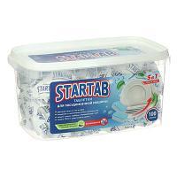 Средство для посудомоечных машин StarTab, в таблетках 100 шт./уп.