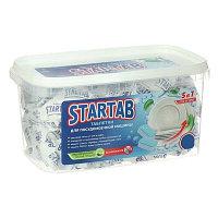 Средство для посудомоечных машин StarTab, в таблетках 70 шт./уп.