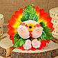 Сувенир кукла-попик «Подсолнух», микс, фото 5
