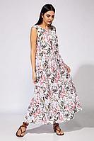 Женское летнее хлопковое платье S_ette S5026 дизайн 42р.
