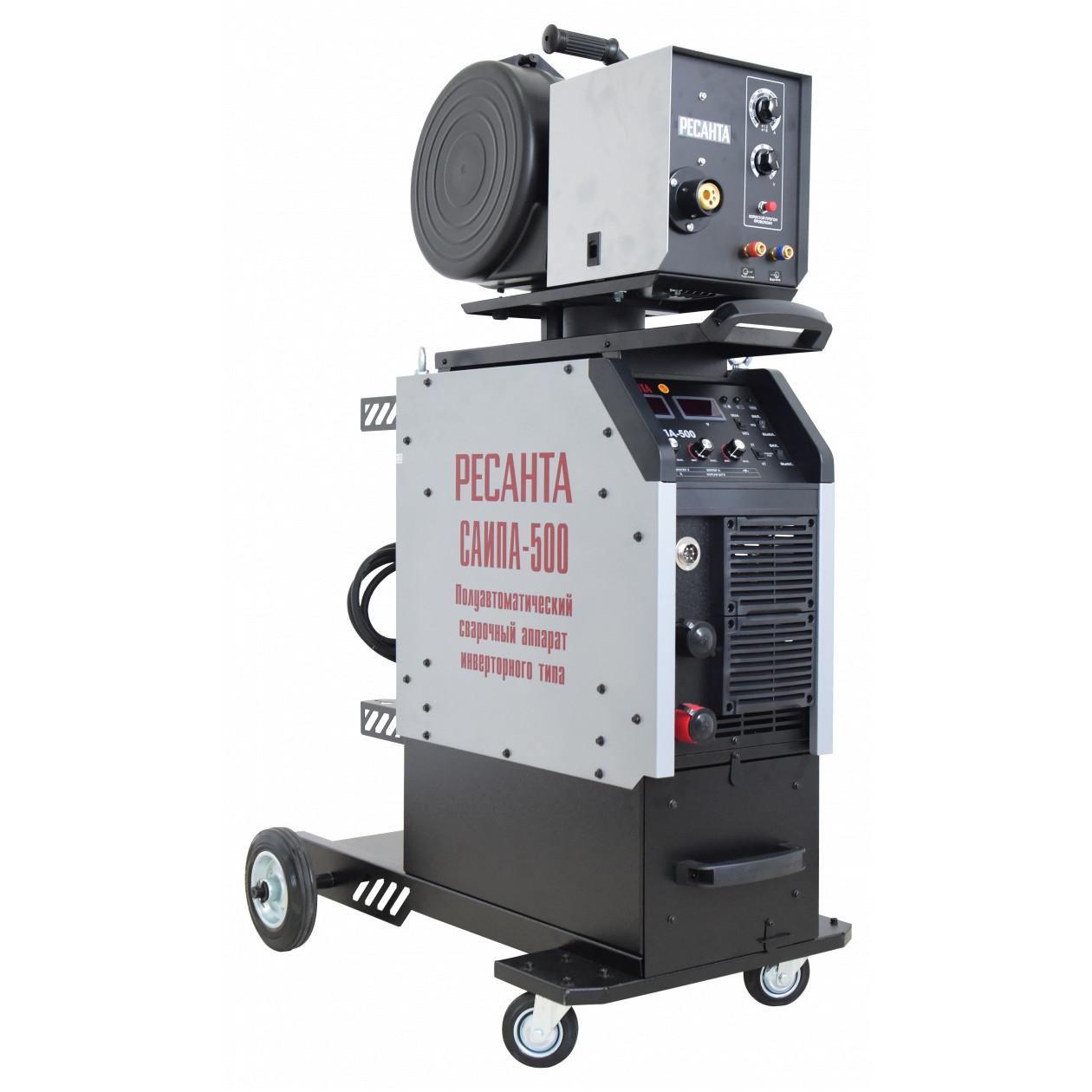 Сварочный аппарат САИПА-500 (MIG/MAG) Ресанта