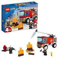 LEGO City 60280 Конструктор ЛЕГО Город Пожарная машина с лестницей