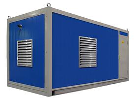 Дизельный генератор контейнерного исполнения