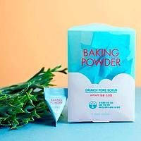 Скраб для лица Etude House Baking Powder Crunch Pore Scrub (24 шт)